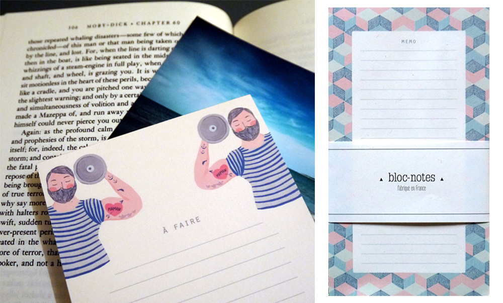 Write great lists with Season Paper Collection