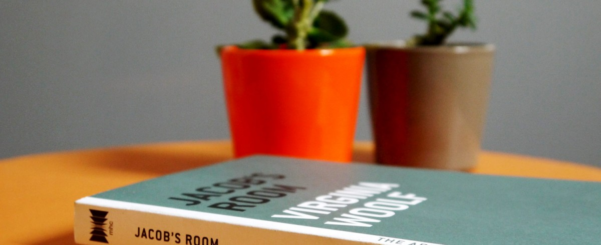 Jacob's Room by Virginia Woolf, Melville House edition