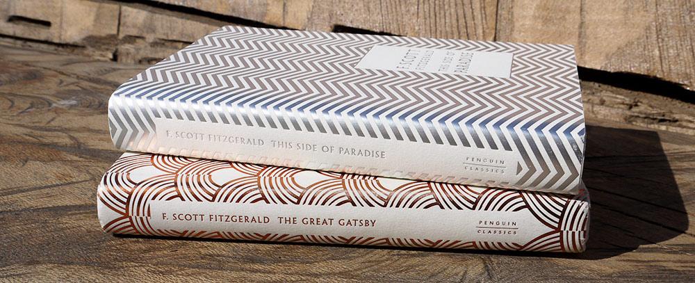 F. Scott Fitzgerald Penguin Classics hardback editions