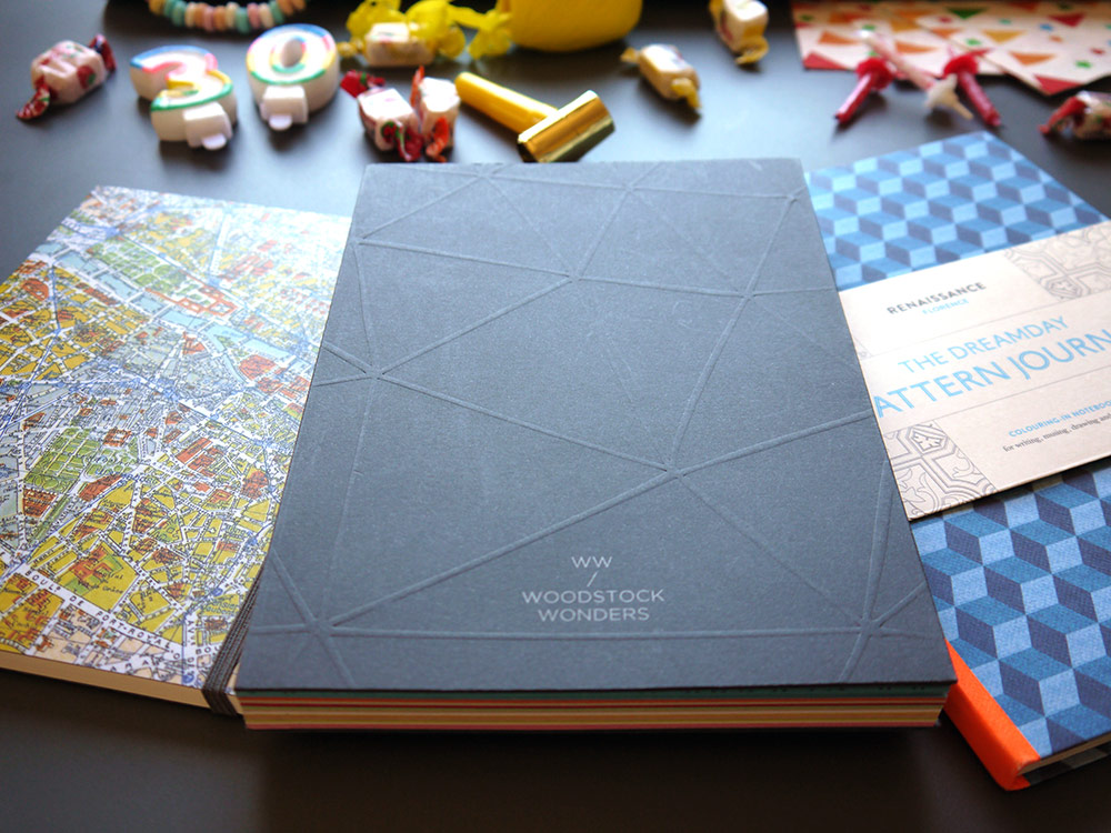 birthday notebooks