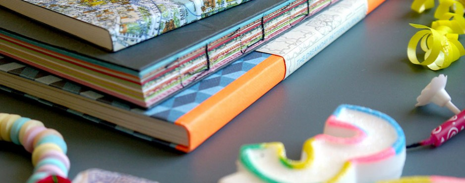 Notebooks as birthdays gifts