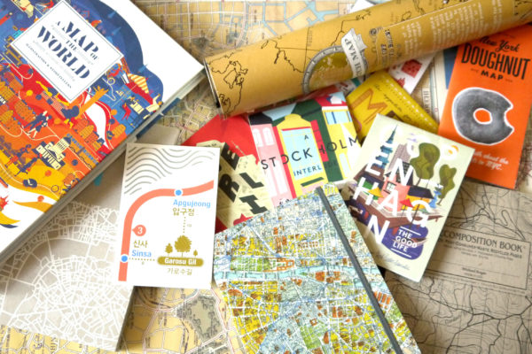 A gift guide for map lovers