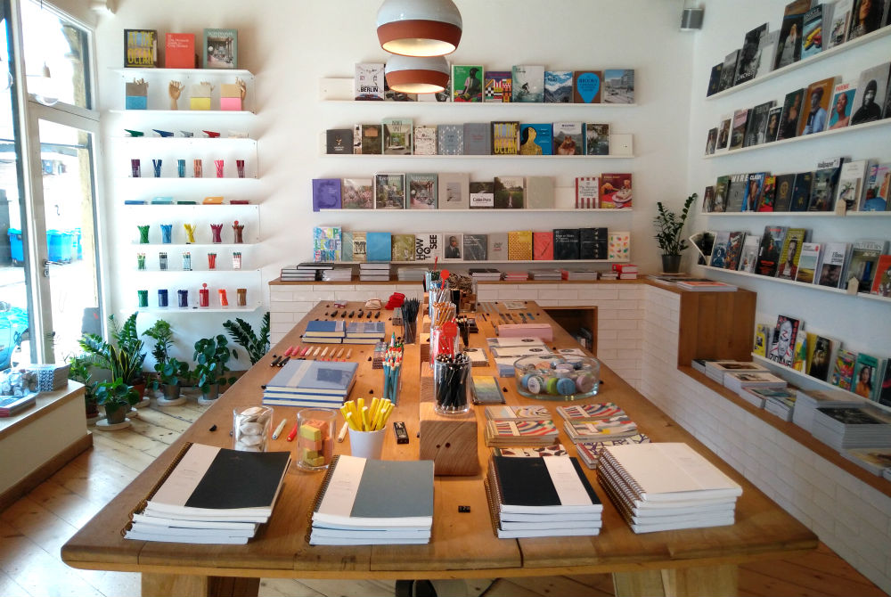 Papersmith stationery store in Bristol