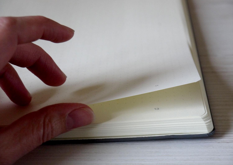 Leuchtturm1917 notebook
